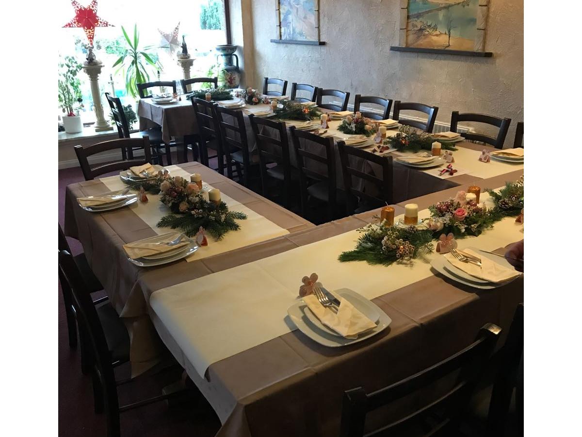 Griechisches Restaurant komplett mieten
